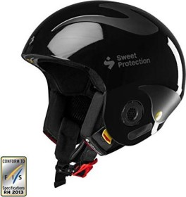 Sweet Protection Volata MIPS Helm gloss black (840064-GSBLK)
