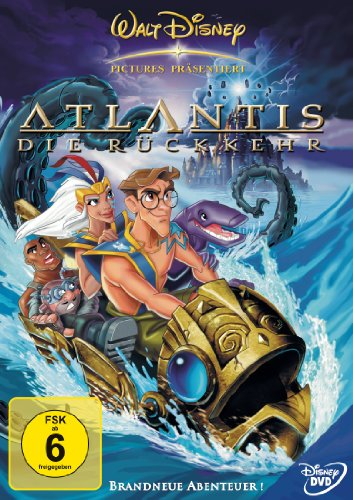 Atlantis 2 - Die Rückkehr -- via Amazon Partnerprogramm