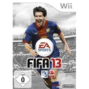 EA sports FIFA football 13 (German) (Wii)