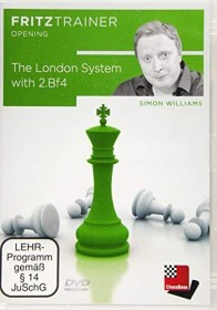 Chessbase The London System with 2.Bf4 (englisch) (PC)