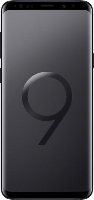 Samsung Galaxy S9+ Duos G965F/DS 256GB schwarz