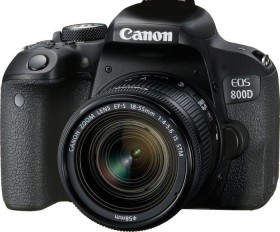 Canon EOS 800D mit Objektiv EF-S 18-55mm 4.0-5.6 IS STM (1895C002)
