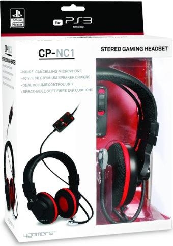 4Gamers Pro Gaming headset CP-NC1 (PS3) -- via Amazon Partnerprogramm
