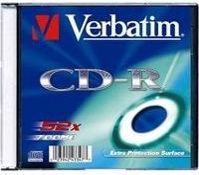 Verbatim CD-R 80min/700MB