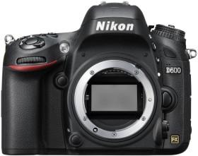 Nikon D600 schwarz Body (VBA340AE)