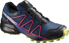 Salomon Speedcross 4 GTX poseidon/virtual pink/sunny lime (Damen) (399716)