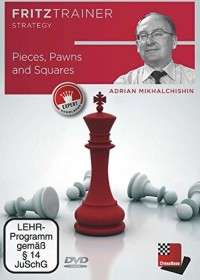 Chessbase Pieces, Pawns and Squares (englisch) (PC)