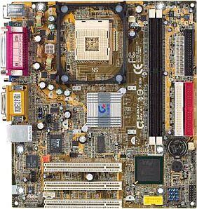 Gigabyte GA-8ILFT, i845GL [DDR]