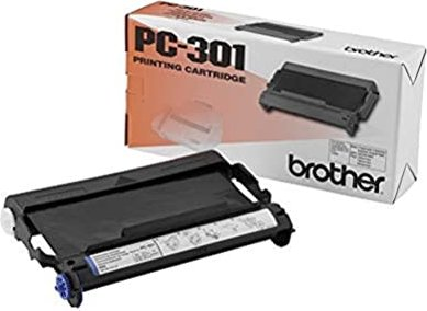 Brother PC-301 thermal transfer ribbon -- via Amazon Partnerprogramm