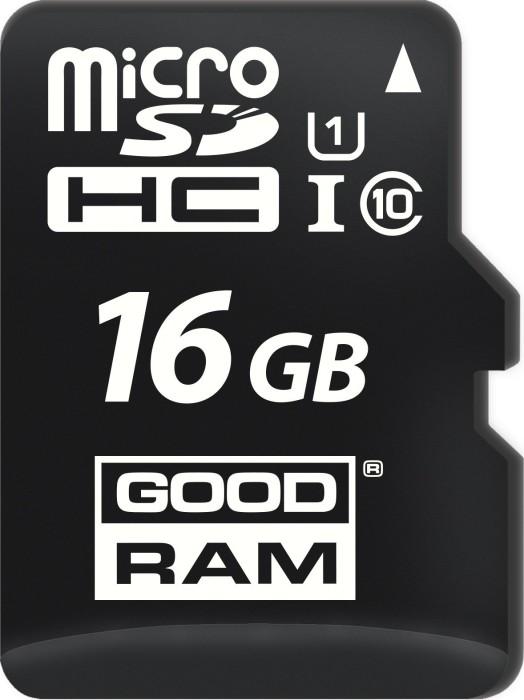 Micro sdhc. Goodram m1aa-0160r12 Micro sdhc Class 10 uhs-i u1