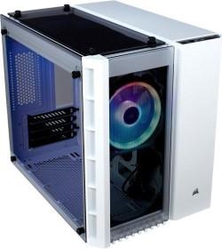 Corsair Crystal Series 280X RGB weiß, Glasfenster (CC-9011137-WW)