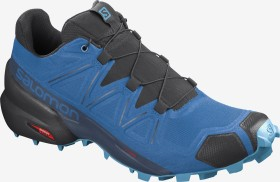Salomon Speedcross 5 indigo bunting/black/ethereal blue (Herren) (411165)