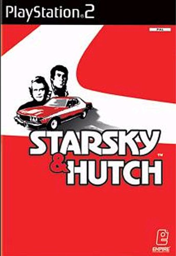 Starsky & Hutch (niemiecki) (PS2) -- via Amazon Partnerprogramm