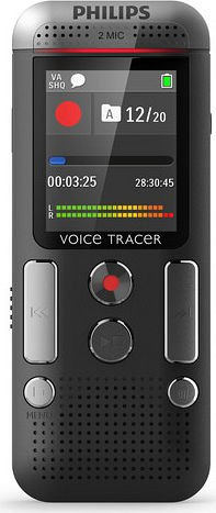 Philips Voice Tracer DVT2500 digital voice recorder