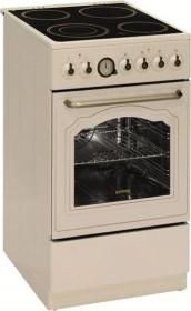 Gorenje EC52CLI electric cooker with ceramic hob
