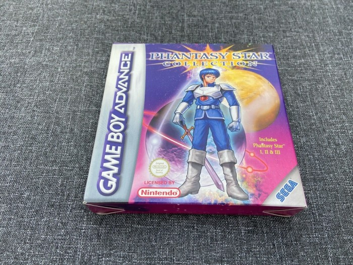 Phantasy Star Collection (GBA) -- via Amazon Partnerprogramm