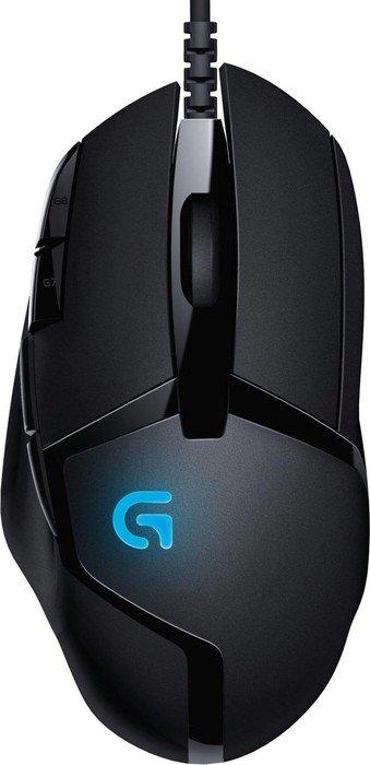 Logitech G402 Hyperion Fury, USB (910-004067)
