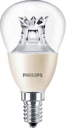 Philips Master LEDluster DT E14 8-60W/827 P50 CL (580677-00)