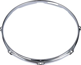 Tama 2.3mm Steel Mighty Hoop 8 Hole Snare Side (MFM14S-8)