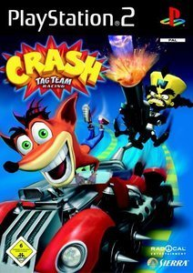 Crash Tag Team Racing (englisch) (PS2)