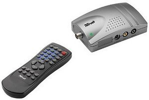 Trust USB2 Digital PCTV und Movie Editor (13897)