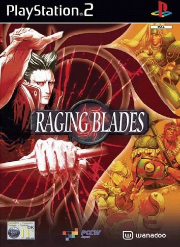 Raging Blades (niemiecki) (PS2) -- via Amazon Partnerprogramm