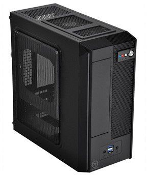 Thermaltake SD101, 180W Flex ATX, mini-ITX (VP11821N2E)