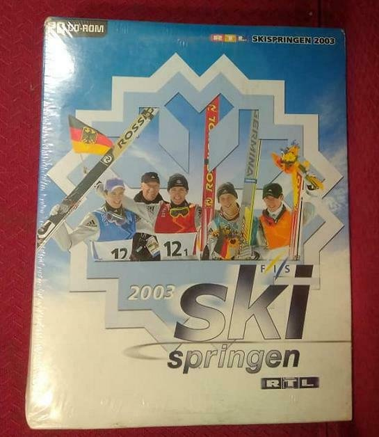 RTL: Skispringen 2003 (German) (PC) -- via Amazon Partnerprogramm