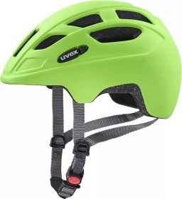 UVEX Finale Jr. CC Kinderhelm red orange mat