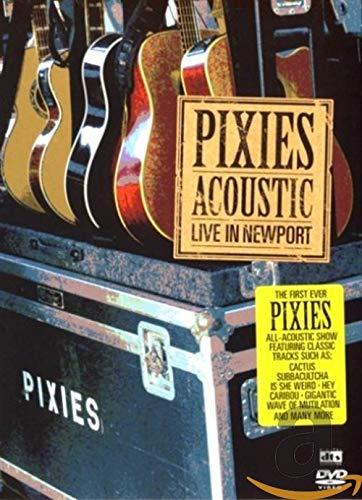 Pixies - Live In New Port -- via Amazon Partnerprogramm
