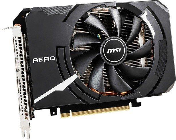 MSI GeForce RTX 2070 Aero ITX 8G, 8GB GDDR6, HDMI, 3x DP