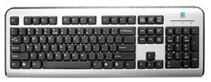 A4Tech LCDS-720 Keyboard, PS/2