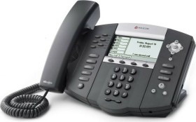 Polycom SoundPoint IP 650 with power supply