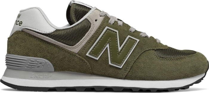 New Balance 574 olive (ML574EGO) ab € 53,05