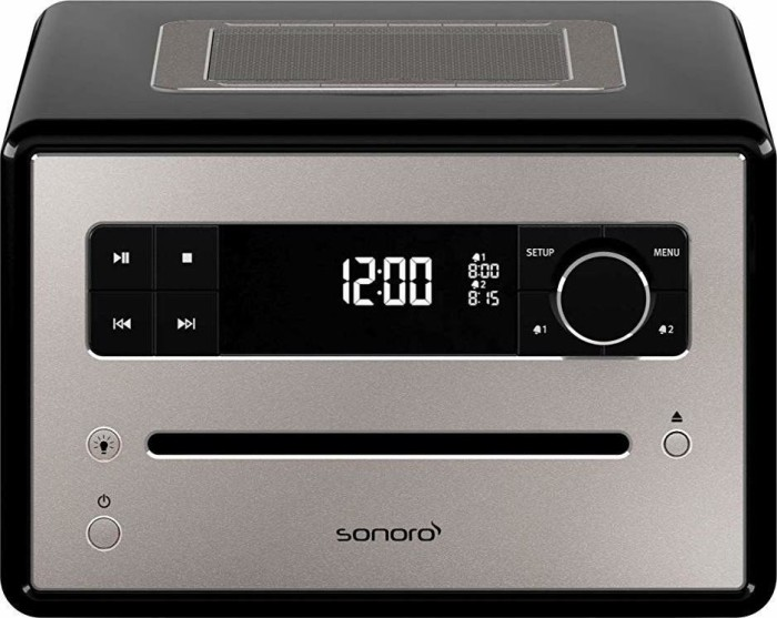 Sonoro Qubo black (SO-2200-200-BL)