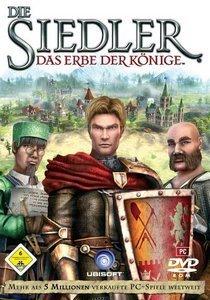 Die Siedler 5 - Das Erbe der Könige (German) (PC)