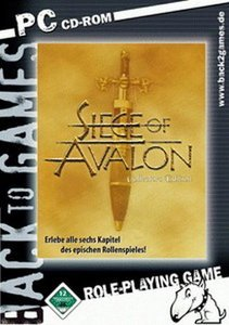 Siege of Avalon Collection (German) (PC)