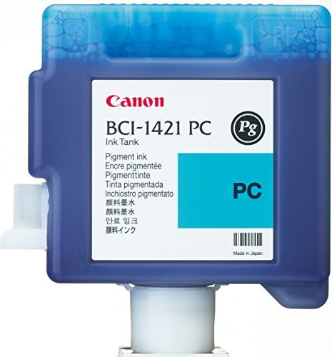 Canon BCI-1421PC ink cyan photo (8371A001) -- via Amazon Partnerprogramm