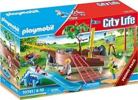 playmobil City Life - Abenteuerspielplatz mit Schiffswrack (70741)