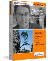Sprachenlernen24 Albanisch Expresskurs (deutsch) (PC)