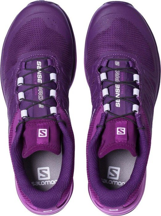 Salomon Sense Pro 2 cosmic purpleazalee pink (Damen) (381580