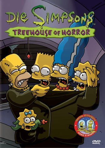 Simpsons - House of Screams -- via Amazon Partnerprogramm