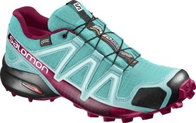 Salomon Speedcross 4 GTX ceramic/aruba blue/sangria (Damen) (394667)