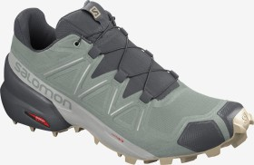 Salomon Speedcross 5 green milieu/ebony/pale khaki (Herren) (411164)