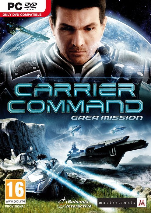 Carrier Command: Gaea Mission (deutsch) (Xbox 360)