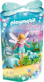 playmobil Fairies - Feenfreunde Waschbären (9139)