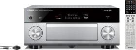 Yamaha RX-A3070 AV-Receiver titan<br>TV & audio > HiFi & audio > HiFi Building Blocks > HiFi Receiver Offer from Euronics Kutsch