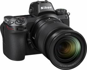 Nikon Z 6 mit Objektiv Z 24-70mm 4.0 S und Speicherkarte (VOA020K007)