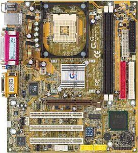 Gigabyte GA-8IGML-T, i845G (DDR)