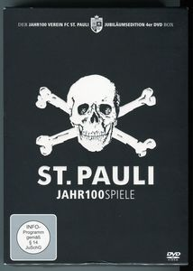 100 years St. Pauli - year 100 Games -- http://bepixelung.org/14956